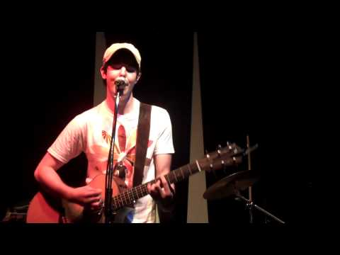 Justin Armstrong - Better (live)