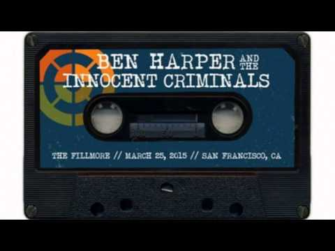 Ben Harper and The Innocent Criminals - The Fillmore - March 25, 2015 - Full Concert