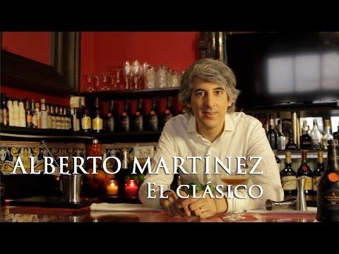 Alberto Martínez - El Clásico | Cardenal Mendoza Ángelus Cocktail Club