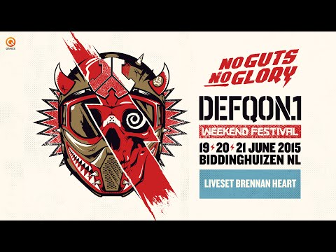 Brennan Heart @ Defqon.1 2015 - The Gathering (Blue Stage) (Audio Only)