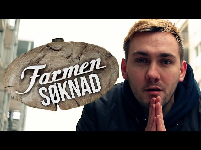 SØKNAD TIL FARMEN KJENDIS