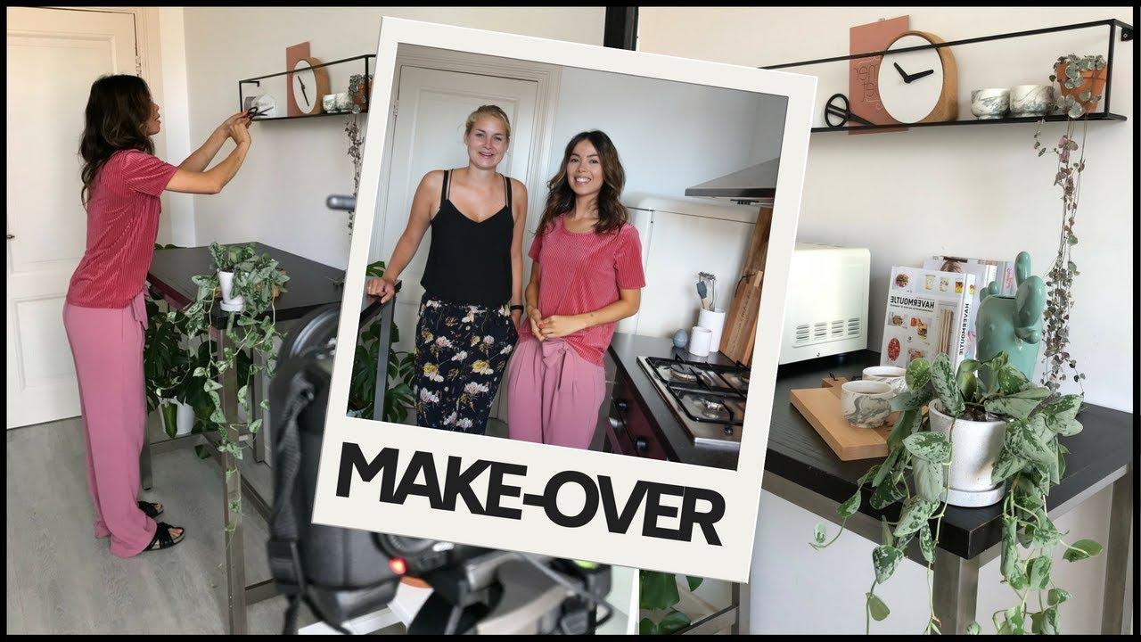 Keuken Make Over : Mini keuken make over interiorjunkie youtube