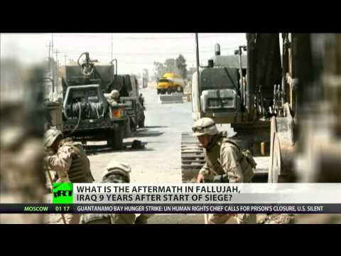 Nine years after, battle for Fallujah still claims lives