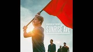 4. Sunrise Avenue - Afterglow