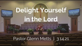 Shiloh Baptist Church - March 7 Service
