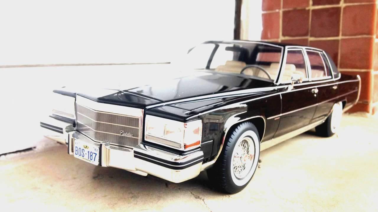1:18 BoS-Models Cadillac Fleetwood Brougham 1982 - YouTube