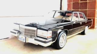 1:18 BoS-Models Cadillac Fleetwood Brougham 1982