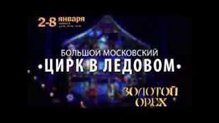 """Шоу """"Золотой орех"""" в Ледовом!"""