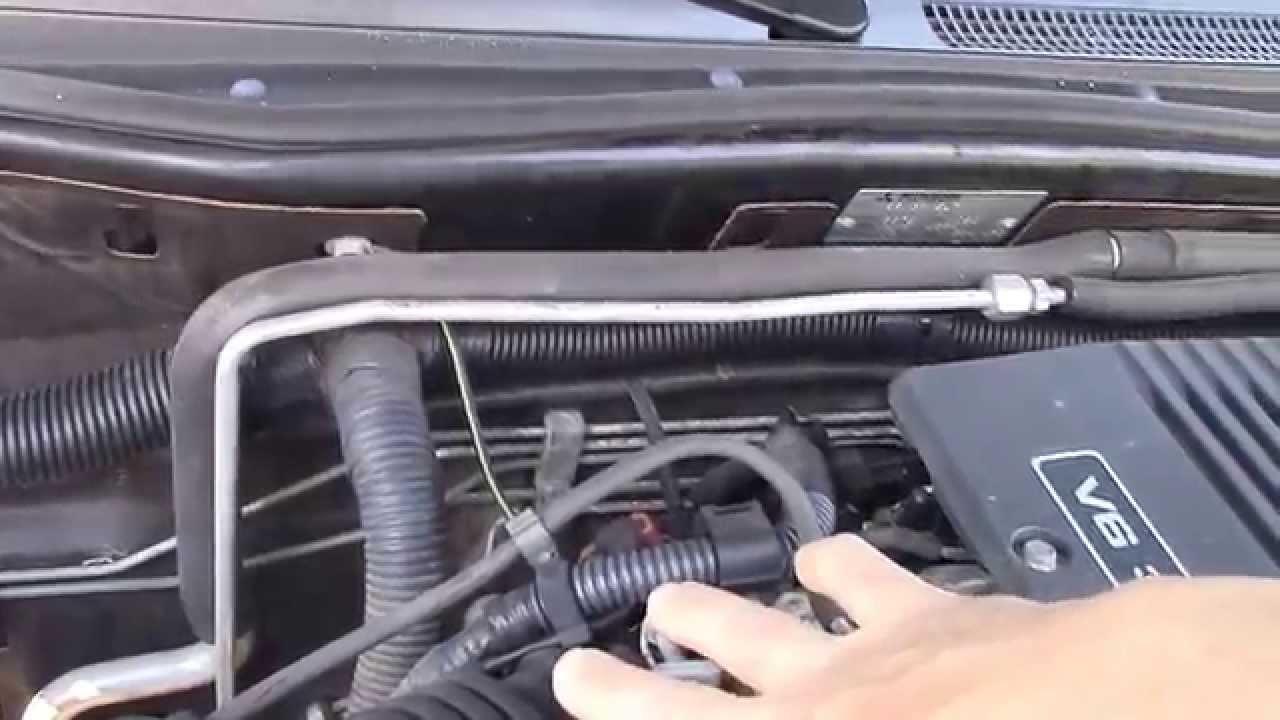 1999 Mitsubishi Montero Sport Xls Black Youtube Wiring Diagram