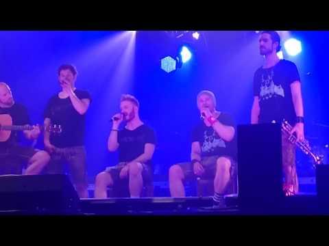 Voxxclub das letzte Lied Ingolstadt 2016