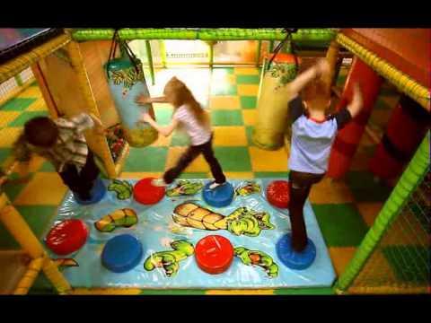 """Детский игровой комплекс """"Маугли""""из YouTube · Длительность: 36 с"""