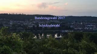Bundestagswahl 2017 - Schicksalswahl