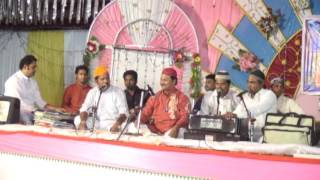 Azim naza vs choti arzoo Dharwali Mohallah Shadi Qawali Program (Pathan Family) 4/12/2016
