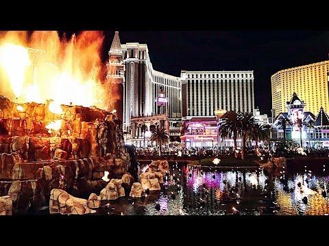 Friday Night Poker Madness in Las Vegas
