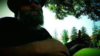 on the road again - baritone ukulele