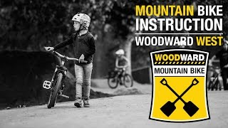 Mountain Bike Instruction at Woodward West