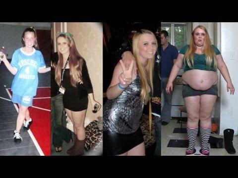 Feedee weight gain fetish