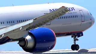 10 LAX LANDINGS in 4 MINUTES | A380 B777 B757 | Los Angeles Airport Plane Spotting