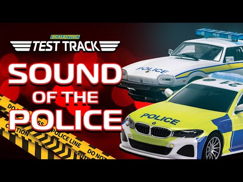 SCALEXTRIC | SOUND OF THE POLICE