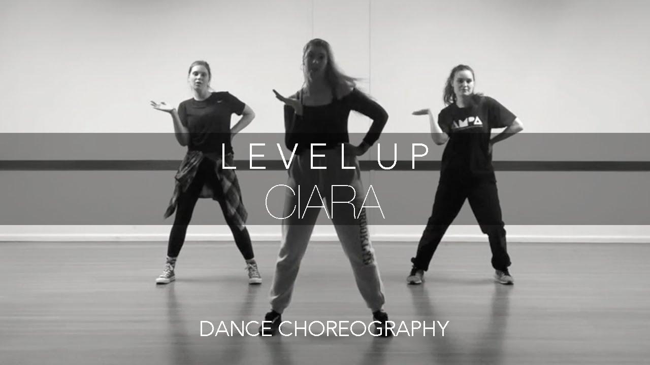 Dancing Through Life Studios | DANCE CHOREOGRAPHY | Level Up Ciara