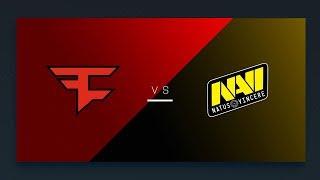 CS:GO - NaVi vs. FaZe [Inferno] Map 1 - EU Matchday 7 - ESL Pro League Season 8