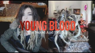 Young Blood (The Naked & Famous) cover