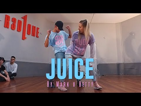 "YCEE ""JUICE"" (ft. Maleek Berry) Choreography by Mark x Betty"