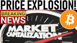 BITCOIN PRICE EXPLOSION! - SPRINGBOARD TO NEW ALL TIME HIGHS! - BOTS ARE BUYING BIG! - EPIC UPSIDE!