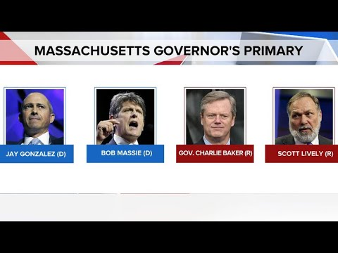 Can Massachusetts' Republican governor win reelection in a blue state?