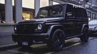 Песня про Гелик (Mercedes-Benz G65 AMG)