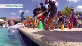 Splash Day 2017: Parents, Kids Get Lessons in Water Safety