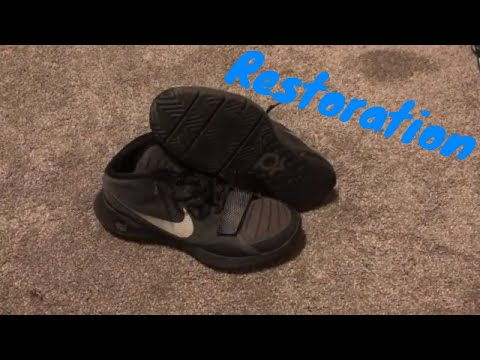 Nike Kd Trey 5 Restoration - Nick Ham