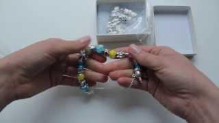 Обзор бижутерии из Китая: браслеты Pandora, LV, серьги Chanel