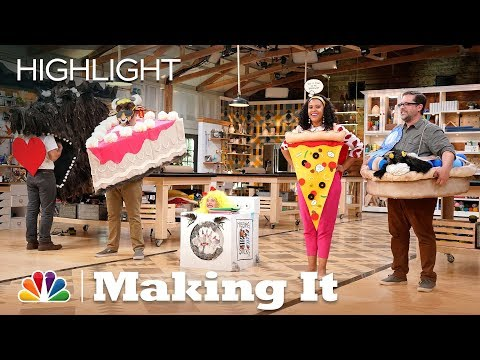 Making It - Costume Party (Episode Highlight)