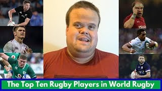 Top 10 Rugby Players in World Rugby   Gareth Mason