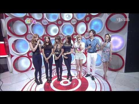 Sistar- Interview (1 July,2012)
