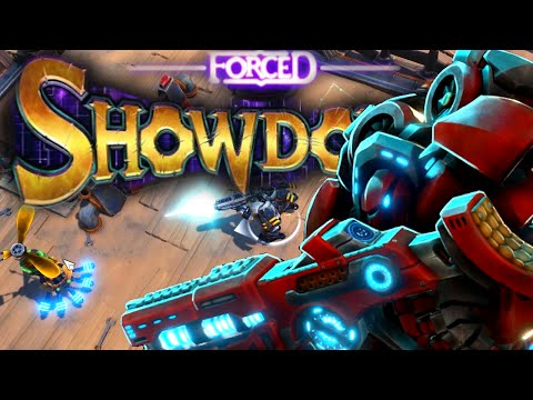 A ROGUELIKE LEAGUE OF LEGENDS!? ✪ Forced Showdown Drone Invasion Gameplay | Scythe