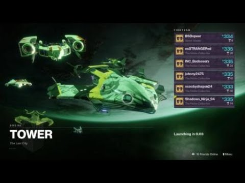 Destiny 2 | Eater of Worlds Raid Lair Speedrun Under 30 minutes!! Personal Best!!