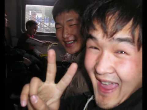 Ролик студенческой группы (Улан-Удэ)