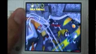 Dream Pinball 3D (NDS) Knight Tournament #1