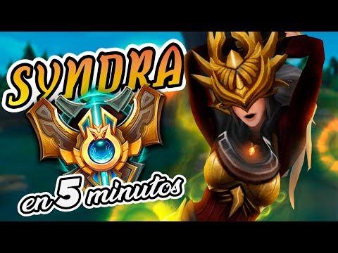 Cómo juega un CHALLENGER a Syndra ft. Sepekuu | Guia Syndra s8 | League Of Hexania