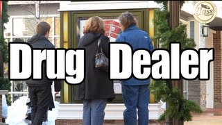 Public Prank - Drug Dealer