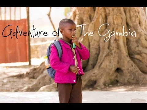 Adventure of The Gambia 2018