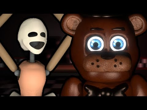 MINIREENA PLAYS: Five Nights at Freddy's Plushies || ATTACK OF THE HAUNTED YET ADORABLE PLUSHIES!!! thumbnail