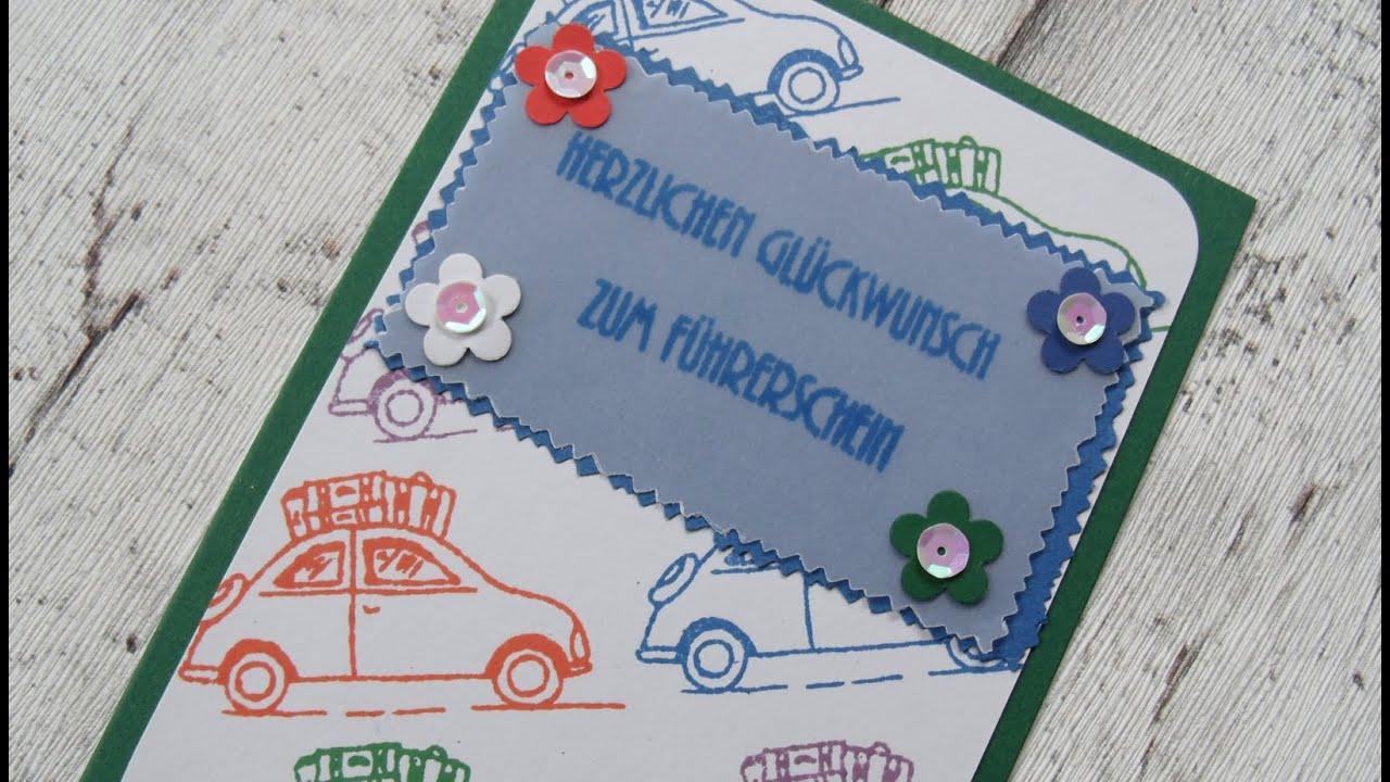 Führerschein Bestanden Geschenk Tolle Geschenke Zum