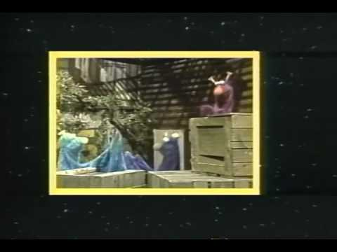Sesame Street Learning About Numbers Trailer 1986