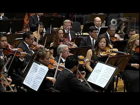 Obertura de la ópera La italiana en Argel    Orquesta Sinfónica del IPN