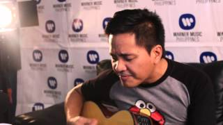 Ebe Dancel - Muli/Paalam Kahapon/Wag Kang Mag-alala Medley [Live At The Boardroom]