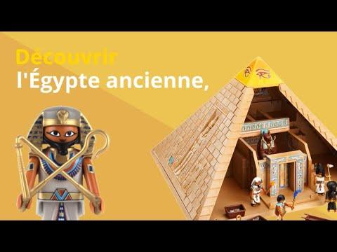 les playmobils racontent l histoire episode 1 l egypte des pharaons