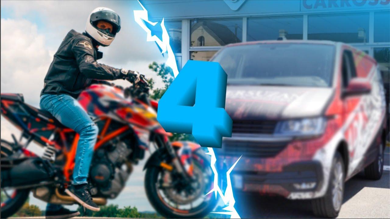 {Féroce Graphics - SLX™ Cast Wrap - WRAP VOLKSWAGEN & KTM}